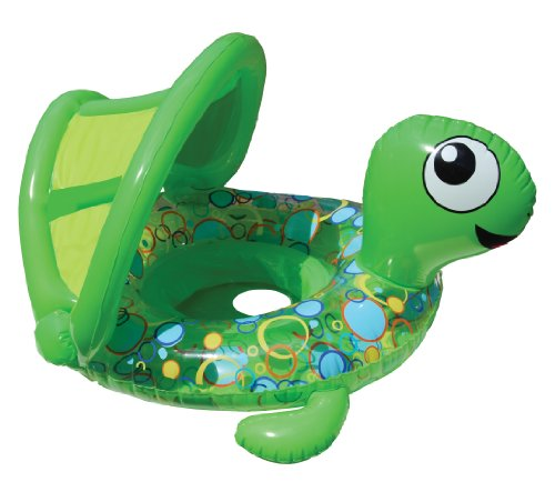 Turtle Sunshade Float front-400956