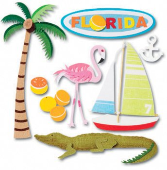 Florida Stickers