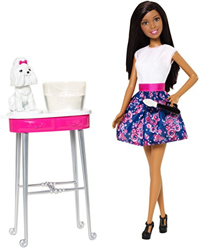 Barbie Color Me Cute African-American Doll - 1