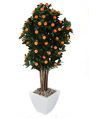 closer-to-nature-artificial-4ft-2-orange-tree-artificial-silk-plant-and-tree-range