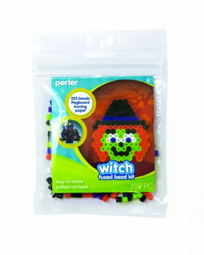 Perler Fused Beads Kit, Witch - 1