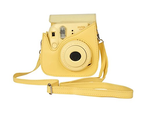 Fujifilm Housse pour Instax mini 8/mini 7s Jaune