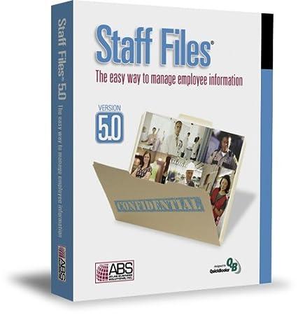 Staff Files 5.0