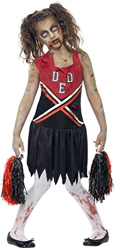 Zombie Cheerleader Teen Costume
