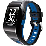 PAPAGO GW770BE-USGoWatch 770 Multi-Sports GPS Watch (Blue)