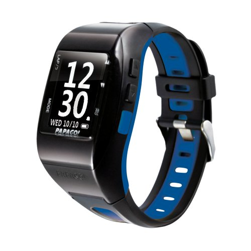 Papago Gw770Be-Usgowatch 770 Multi-Sports Gps Watch (Blue)