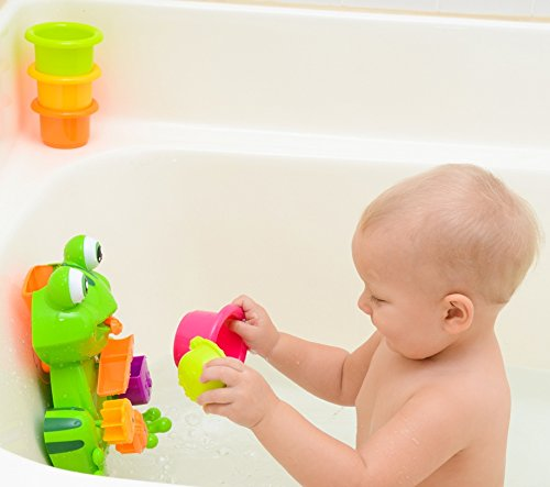 interactive frog toy for toddlers