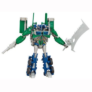 Transformers Prime Beast Hunters Weaponizer Figur – Optimus Prime [UK Import] bestellen