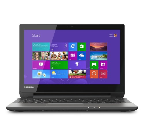 Toshiba Satellite NB15t-A1304 11.6-inch Touchscreen Laptop w/Intel Celeron N2810, 4GB RAM Deals