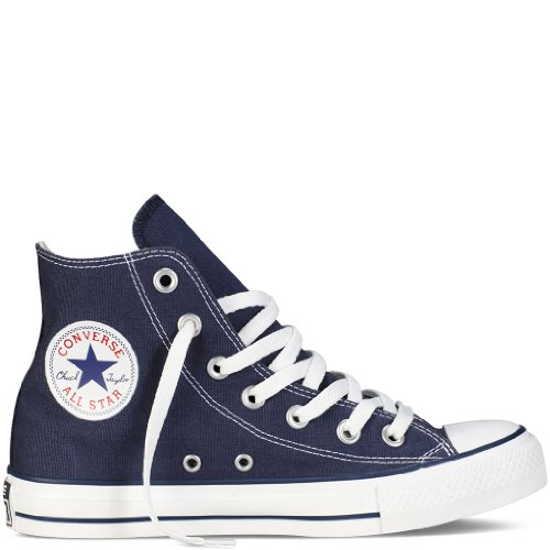 Converse Shoes All Star Hi Top Navy Blue Men Size 9.5 Sneakers M9622