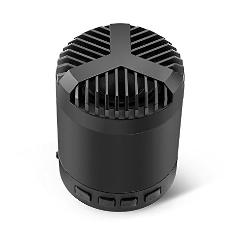 Forceatt Portable Bluetooth Speaker with Low Harmonic Distortion and Superior Sound