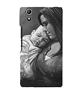 Perfect print Back cover for Micromax Canvas Selfie 2 Q340