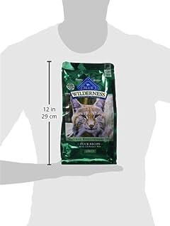 Blue Buffalo Cat 100-Percent Grain Free Duck Formula Dry Cat Food, 2 lb Bag