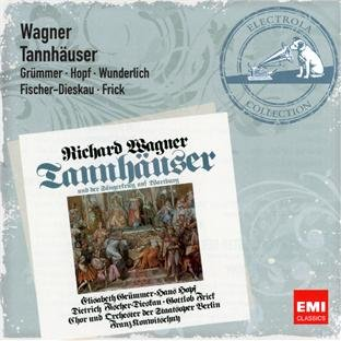 Tannhauser - Wagner - CD