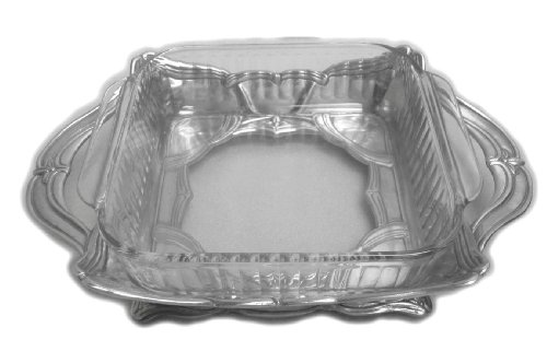 Arthur Court American Traditional Stand with 2-Quart Pyrex Casserole