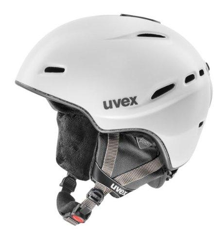 UVEX Helm Hypersonic, White Mat, 58-62 (L) cm, S56.6.144.1107