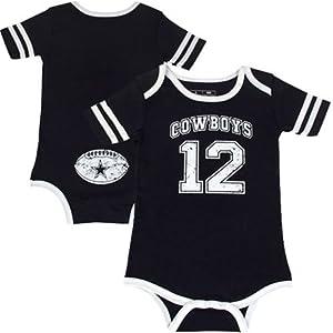 Buy Dallas Cowboys Infant High Five Bodysuit by Dallas Cowboys