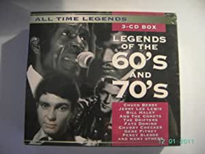 Legends of the 60s and 70s (3er Box)