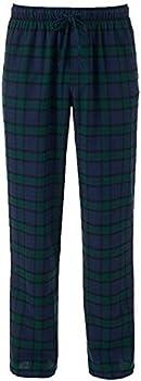 Croft & Barrow Mens Plaid Flannel Pants