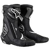 アルパインスターズ S-MXプラス ゴアテックス レーシングブーツ バイク用 ブラック EU39/日本Size25cm 2331013-10