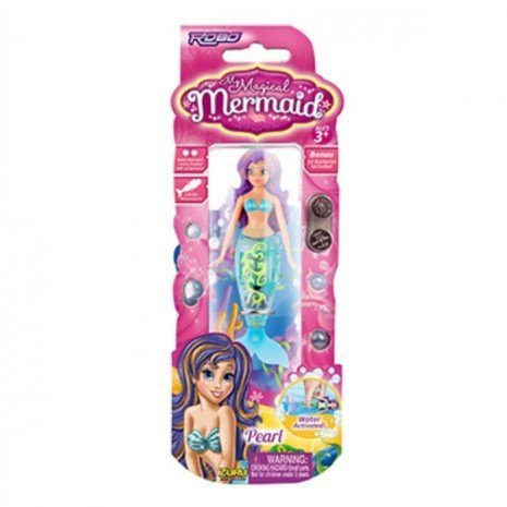 Zuru Robo Mermaid My Magical Mermaid Pearl - Really Swims! - 1