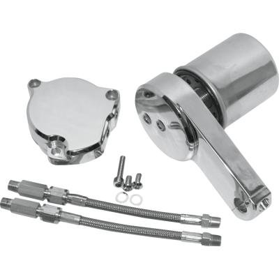 Baron Custom Accessories Oil Filter Relocation Kit BA-2640-00