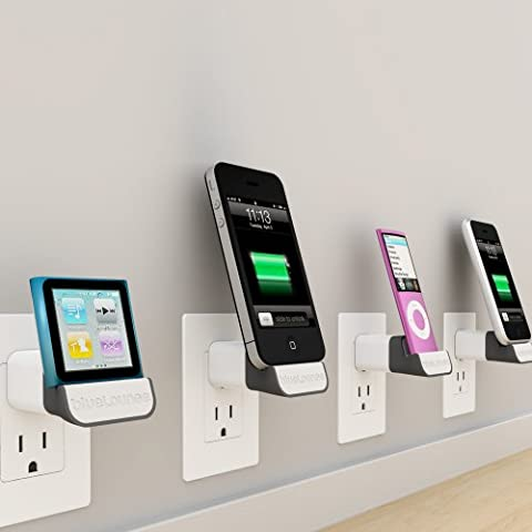 BlueLounge iPhone/iPod 充電ステーションアダプター MiniDock ミニドック BLD-MNDK-GY