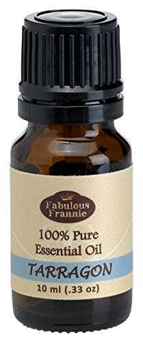 Tarragon 100% Pure, Undiluted Essential Oil Therapeutic Grade - 10ml- Great For Aromatherapy!