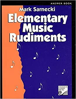 Elementary music rudiments advanced answers pdf sandwichs gourmets download epub book elementary rudiments of music barbara mark sarnecki basic harmony 2nd edition answers ebook download fandeluxe Image collections