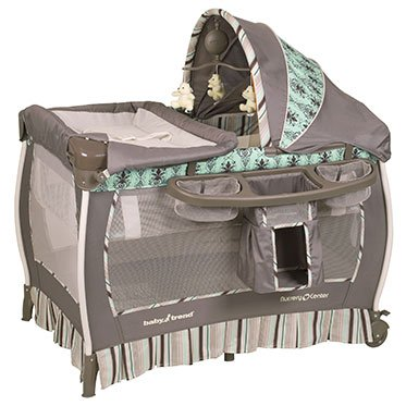 Cheap Pack and Play: BABY TREND Deluxe Nursery Center ...
