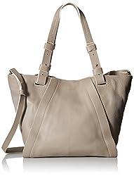 Halston Heritage Tote Magnetic Handbag, Vapor, One Size