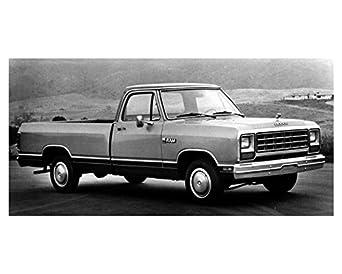 1983 dodge ram d150 truck photo poster at amazon's ... 2006 toyota tundra pick up fuse box diagram 1983 dodge d150 pick up fuse box