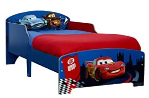 Worlds Apart 450CAS01 Cars 2 Kinderbett 70 x 140 cm, ab 18 Monate