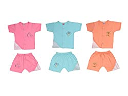 Top and Bottom sets ( 0 - 6 Months) (Baby Boys)