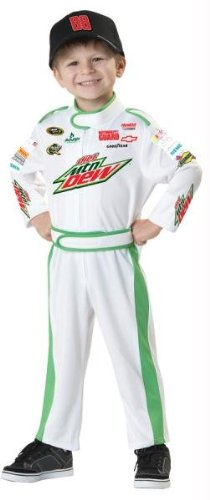 Costumes For All Occasions CC00123T Dale Earnhardt Jr Toddler 4-6