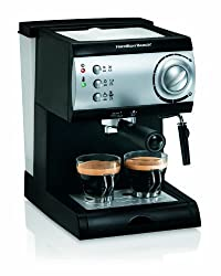 Hamilton Beach Espresso Maker by Hamilton Beach
