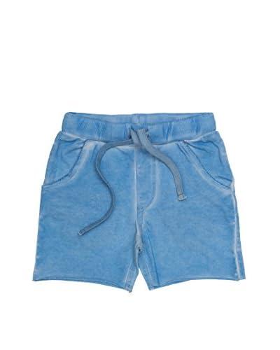 LU': LU' BABY Shorts [Azzurro]
