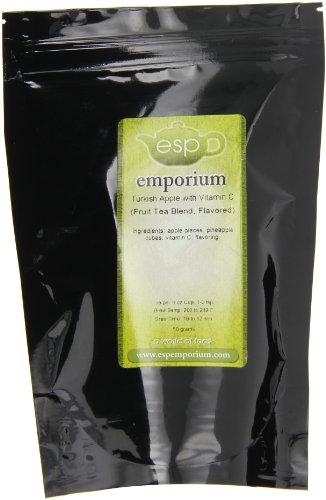 Esp Emporium Fruit Tea, Turkish Apple With Vitamin C 1.76 Ounce