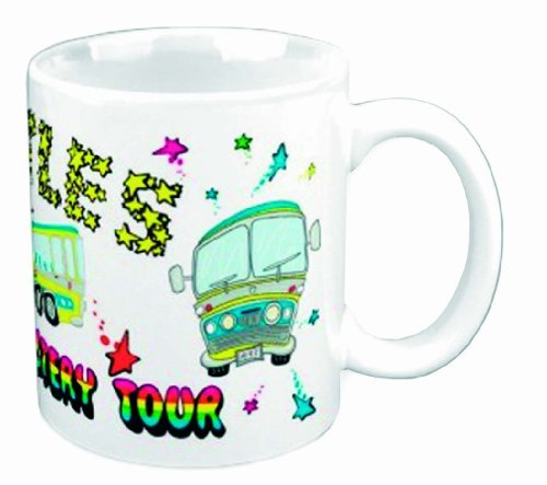 Rock Off The Beatles Magical Mystery Tour Coffee Mug