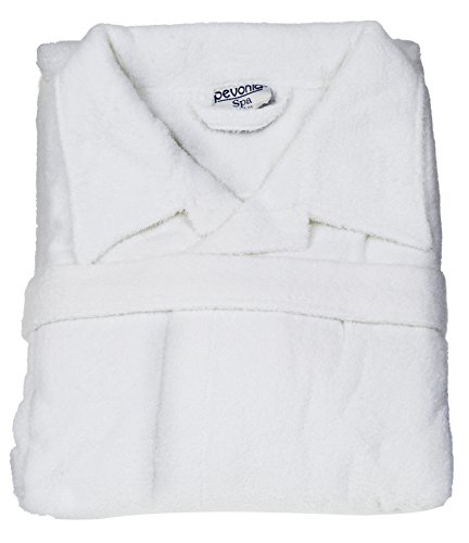 [White Hotel Spa Cotton Robes (2 Pack)] (Gopher Costumes)