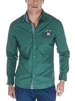 Giorgio di Mare Camisa Hombre (Verde)