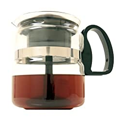 Home Basics Glass Percolator, 1.8-Liter made by HDS Trading Corp