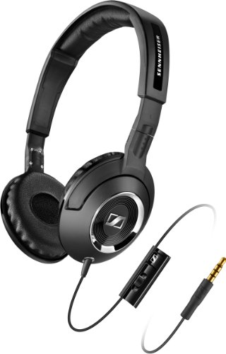 Sennheiser Hd 219 S Headphones With Integrated Microphone For Smartphones, Black