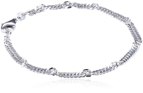 Amor Jewelry Unisex-Armband 925 Sterling Silber 383059