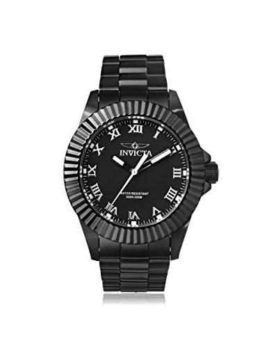 Invicta Men's 16715 Pro Diver Black Stainless Steel Watch