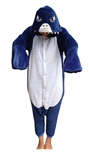 Fierce Shark Kigurumi Costume