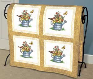 Watering Can Quilt Blocks Patternplus