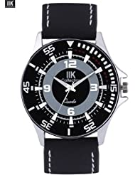 IIK COLLECTION IIK-513M Round Shaped Analog Watch - For Men