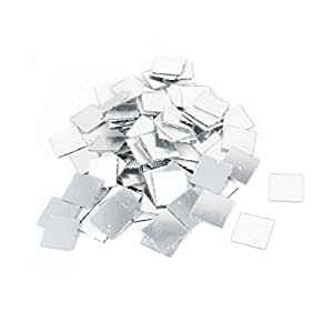 3d adesivo da parete specchio a mosaico soggiorno for Mosaico adesivo 3d