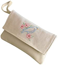 Martha Stewart Crafts Accessory Bag with Strap, Bird